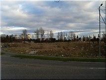 NS5170 : Waste ground near Great Western Retail Park by Stephen Sweeney