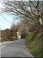 SX1084 : Trefrew Road, Camelford by Derek Harper