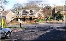 SU5707 : House Enlargement-Fareham by Colin Babb