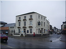 SD4364 : The Queens Hotel, Marine Road Central, Morecambe by Alexander P Kapp