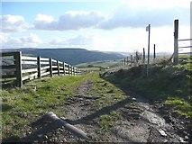 SE0714 : Pighill Top Lane, Slaithwaite by Humphrey Bolton