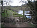 SO7582 : Another stile on the Severn Way by Row17