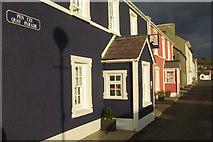SN4562 : Quay Parade, Aberaeron by Stephen McKay