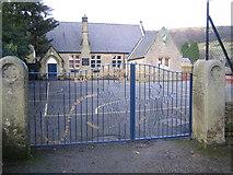SK2176 : Eyam CE Primary School by Nigel Cox