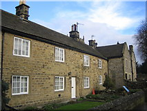 SK2176 : Eyam: Plague cottages by Nigel Cox