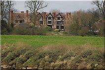 SO8442 : Severn End, Hanley Castle by Philip Halling