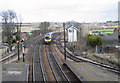 TA0509 : Railway near Barnetby Station by David Wright