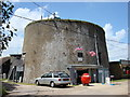 TM0815 : Martello Tower at Point Clear by Oxyman