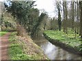 SO8685 : Smestow Brook (River) near Prestwood by John M