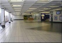SE1632 : Lower Concourse - Bradford Interchange by Betty Longbottom