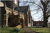 SE3694 : All Saints Church by Mick Garratt
