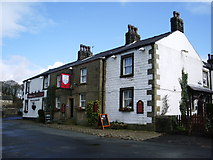 SD6838 : The Bayley Arms, Avenue Road, Hurst Green by Alexander P Kapp