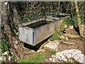 SX8879 : Drinking trough, Waddon by Derek Harper