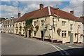 ST7593 : Falcon Inn, Wotton-under-Edge by John Sparshatt