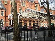 TQ2781 : Marylebone Station by Stephen McKay