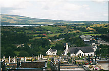 G9214 : View Looking Towards Lough Allen by Ed Gaffney
