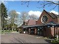 SU8989 : Christ Church, Flackwell Heath by Jonathan Billinger