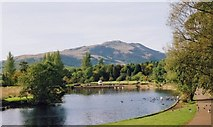 NN6207 : River Teith at Callander by John Firth