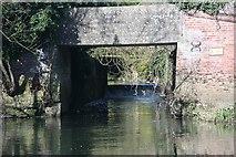 TM1150 : Blakenham Lock by Bob Jones