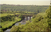 SD7506 : Prestolee Aqueduct, Manchester Bolton and Bury Canal by Dr Neil Clifton