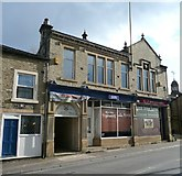 SE1321 : The Constitutional Club, Church Street, Rastrick by Humphrey Bolton