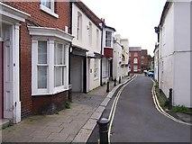 SU5806 : Union Street -Fareham by Colin Babb