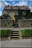 SO9537 : Cotswold stone house in Overbury by Philip Halling