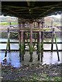 TQ4205 : Southease Swing Bridge by Simon Carey