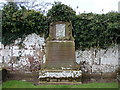 NX9283 : Grierson of Lag Grave by Chris Newman