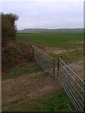 SE9742 : Farmland south of Etton by Paul Harrop