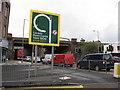 NZ2563 : Gateshead - Road Scene by Alan Heardman