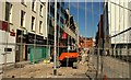 J3374 : Arthur Street, Belfast by Albert Bridge