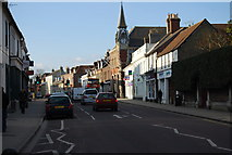 SY9287 : Town Clock & Museum, Wareham by N Chadwick
