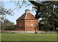 TG0436 : Thornage Hall - dovecote by Evelyn Simak