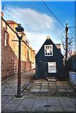 NJ9505 : Footdee, Aberdeen by Carol Walker