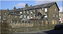 SD8122 : Back Bacup Road by Robert Wade