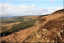 NZ5906 : Western End of Battersby Crag by Mick Garratt
