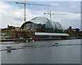 NZ2563 : The Sage, Gateshead by Peter Church