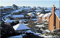 TQ4800 : Alexandra Close, Seaford, East Sussex by Kevin Gordon