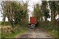 N3753 : Blocked lane by kevin higgins