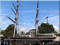 TQ3877 : The Cutty Sark by N Chadwick