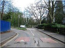 SU6351 : One of the ends to Cliddesden Road - 2 by Sandy B