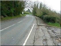 ST8992 : Newnton Road, Tetbury by Brian Robert Marshall