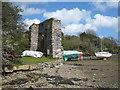 SW8038 : Engine house at Carnon-Stream mine by Rod Allday