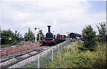 SU5290 : Didcot Railway Centre Broad gauge. by John Firth