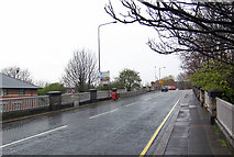 TA2609 : Deansgate Bridge by David Wright