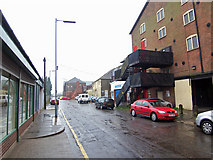 TA2609 : Garth Lane, Grimsby by David Wright