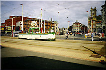 SD3036 : Boat tram 600 by Keith Edkins