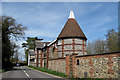 TQ4558 : Portlands, Cudham Lane South, Knockholt, Kent by Oast House Archive