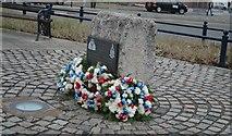 SJ3290 : Zeebrugge Memorial by Geoff Evans